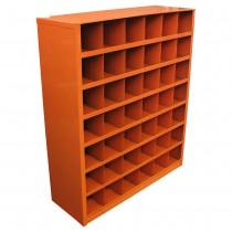 Storage Cabinet - 72 bins