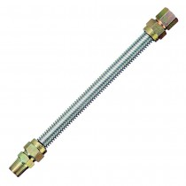"1/2"" MPT x 1/2"" MPT for Water Heaters, Logs and Space Heaters"