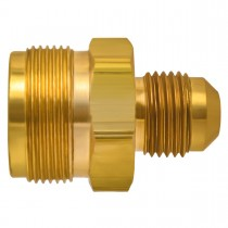 "3/8"" M.Flare x 1""-20M Primus Adaptor Assembly"