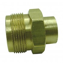 "1""-20M x 1/4"" FNPT Primus Adaptor Assembly"