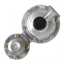 """1/4"""" FNPT x 3/8"""" FNPT Two Stage Regulator with 6:00 Vent"""
