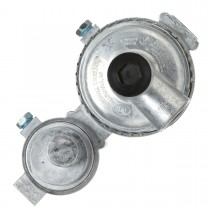 """1/4"""" FNPT x 3/8"""" FNPT Two Stage Regulator with 9:00 Vent"""