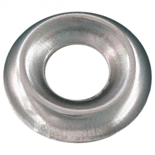 No.12 18.8 Stainless Steel Countersunk Finishing Washer