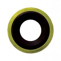 12mm I.D. Rubber/Metal Drain Plug Gasket