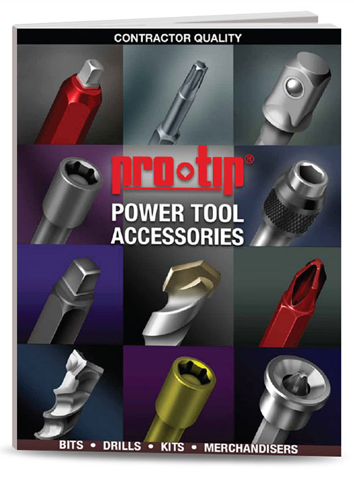 Pro-Tip Power Tool Accessories