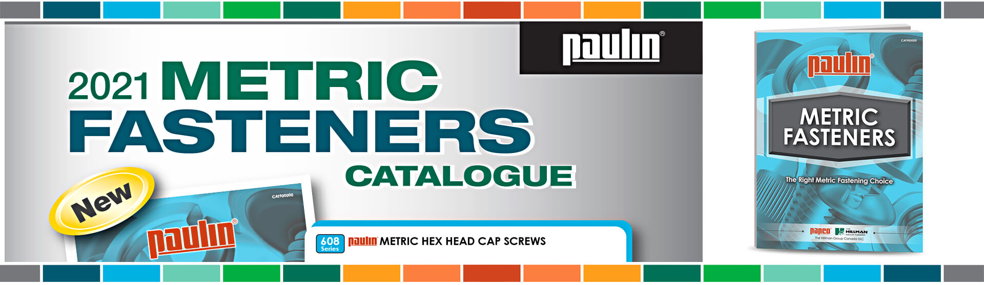 CAT 900000 New Fasteners Catalogue
